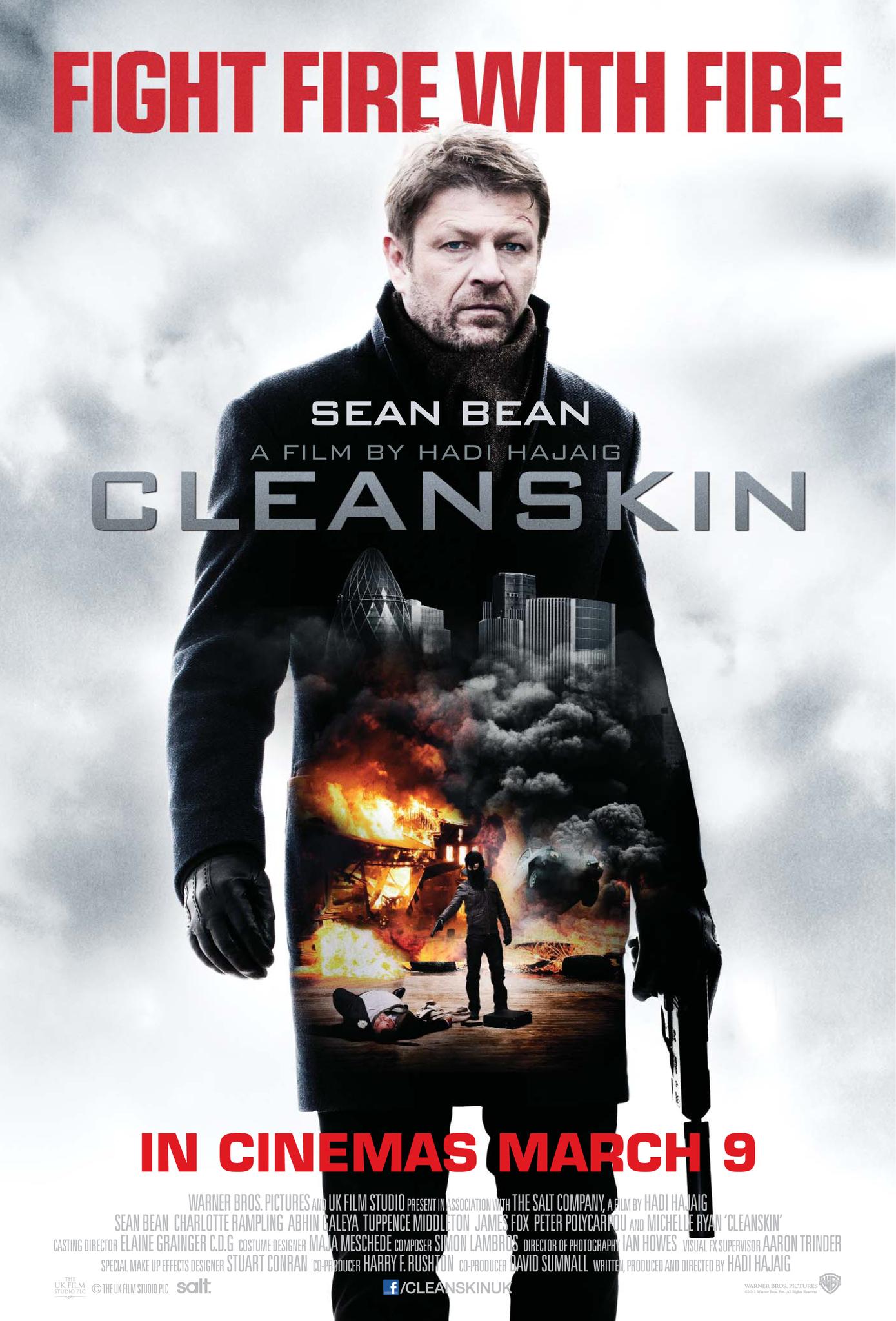 cleanskin full movie 123