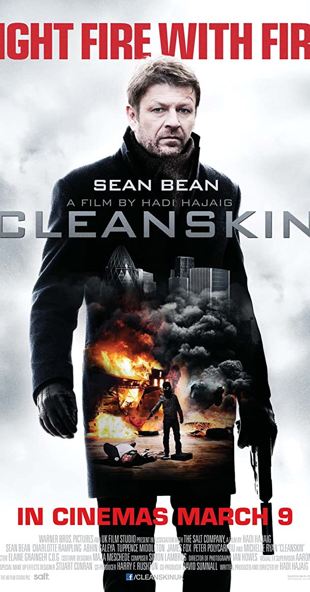 Subtitle of Cleanskin