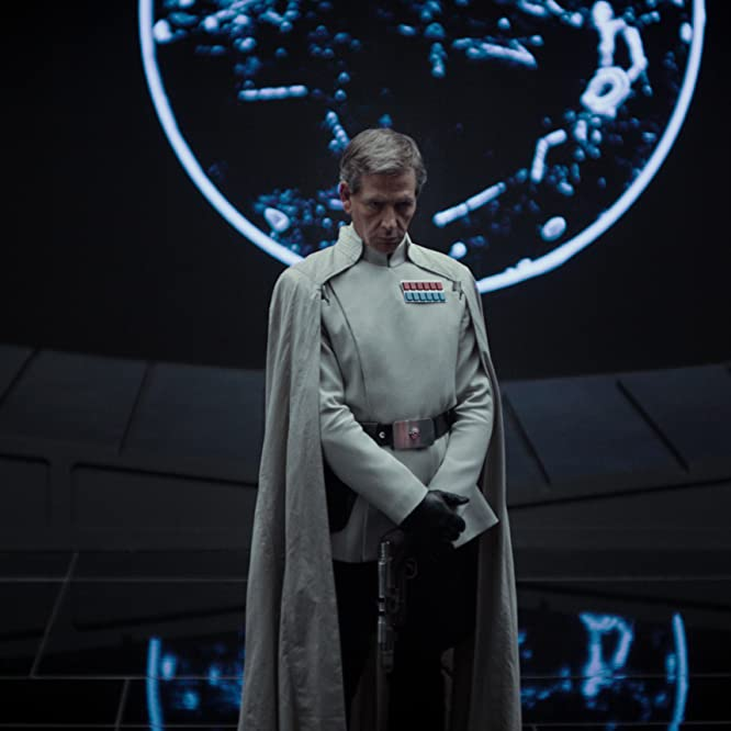 Ben Mendelsohn in Rogue One: A Star Wars Story (2016)