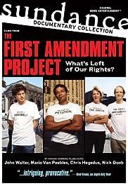 The First Amendment Project: Fox vs. Franken Poster