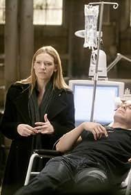 Joshua Jackson, Kirk Acevedo, Anna Torv, and Jasika Nicole in Fringe (2008)