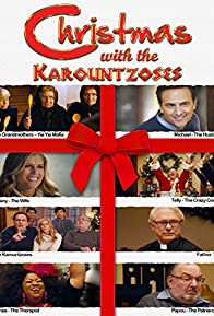 Primary photo for Christmas with the Karountzoses