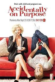 Jenna Elfman and Jon Foster in Accidentally on Purpose (2009)
