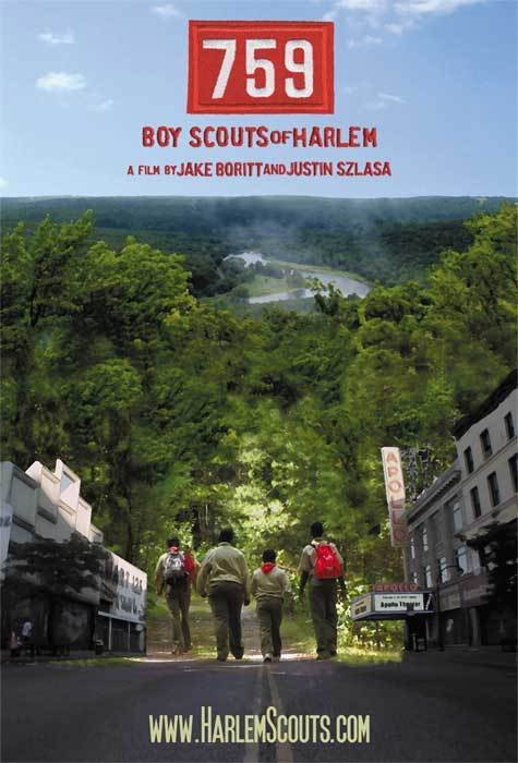 759: Boy Scouts of Harlem on FREECABLE TV