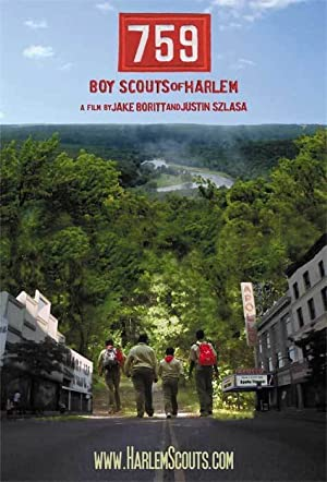 Where to stream 759: Boy Scouts of Harlem
