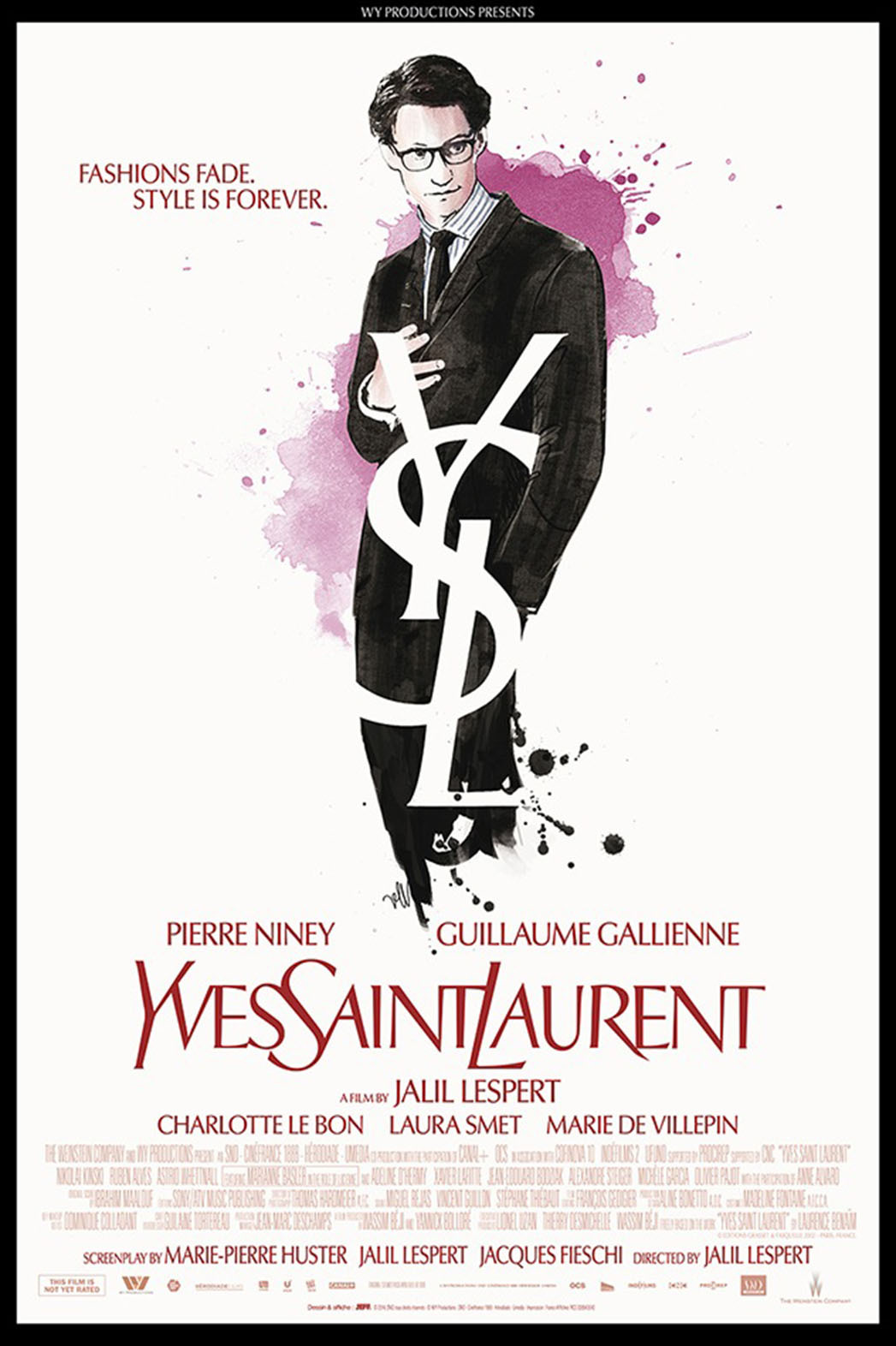 Yves Saint Laurent (2014) - IMDb a8184556f67