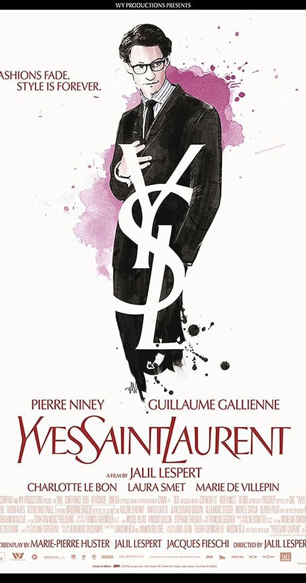 Subtitle of Yves Saint Laurent