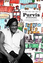 Purvis of Overtown Poster