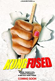 Kungfused Poster