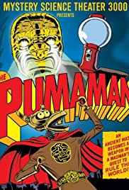 The Pumaman Poster