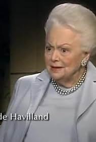 Olivia de Havilland in The Adventures of Errol Flynn (2005)