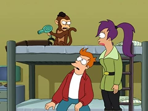 Futurama 2×02 – Universidad de Mars