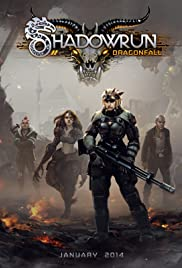 Shadowrun: Dragonfall Poster