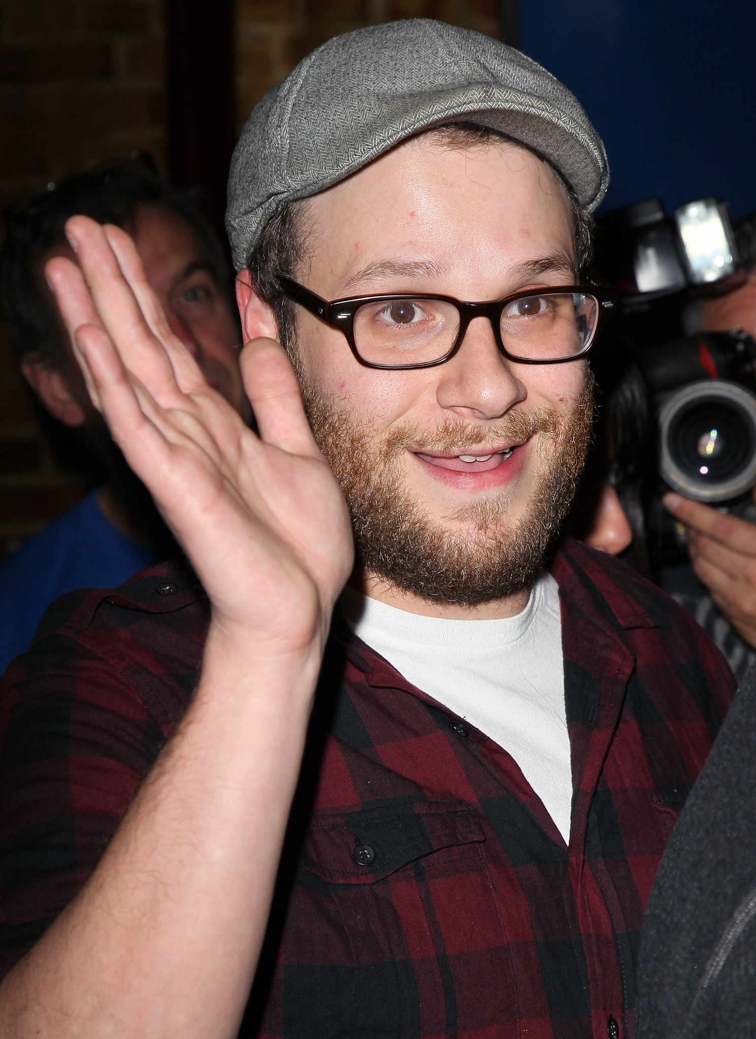 Seth Rogen at an event for Eastbound & Down (2009)