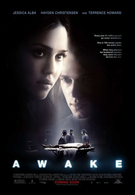 Awake (2007) English 1080p | 720p | Blu-Ray | 1.39GB, 673MB | Download | Watch Online | Direct Links | GDrive