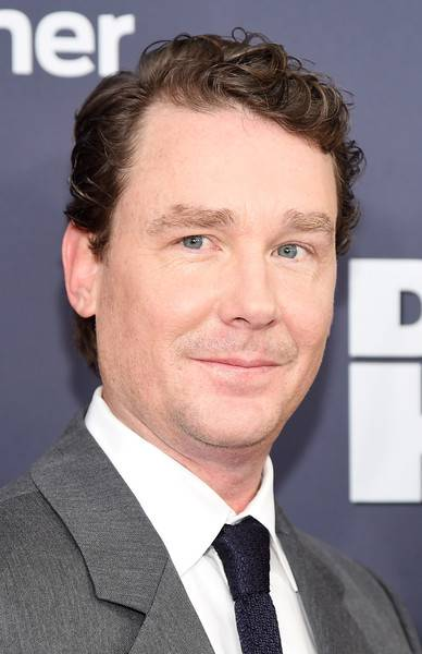 """Screenwriter Brian Burns attends the """"Daddy's Home"""" New York premiere at AMC Lincoln Square Theater on December 13, 2015 in New York City."""
