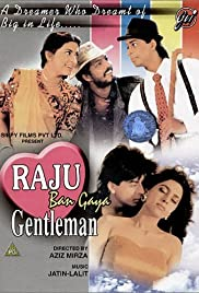 Raju Became a Gentleman Poster