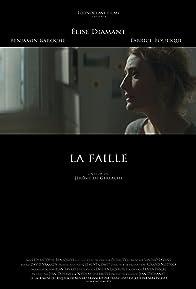 Primary photo for La faille