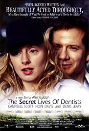 The Secret Lives of Dentists Poster