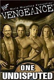 WWF Vengeance Poster
