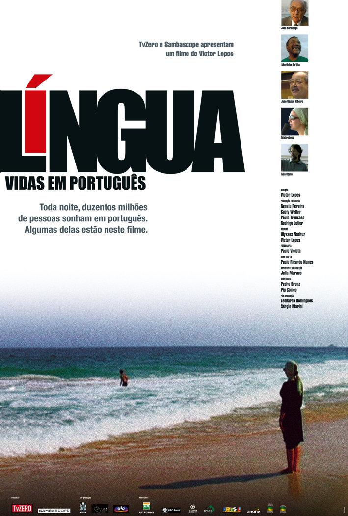 língua vidas em português 2003 imdb