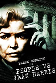 The People vs. Jean Harris Poster