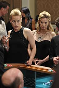 Anna Chlumsky and Piper Perabo in Covert Affairs (2010)