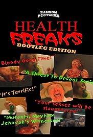 Health Freaks Poster