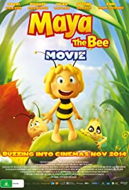 Maya The Bee Movie Poster Trailer