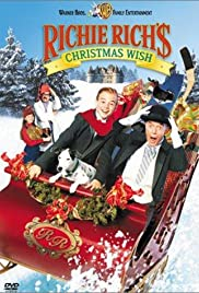 Richie Richs Christmas Wish.Richie Rich S Christmas Wish Video 1998 Imdb
