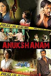 Anukshanam Poster