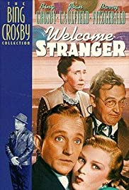 Welcome Stranger Poster