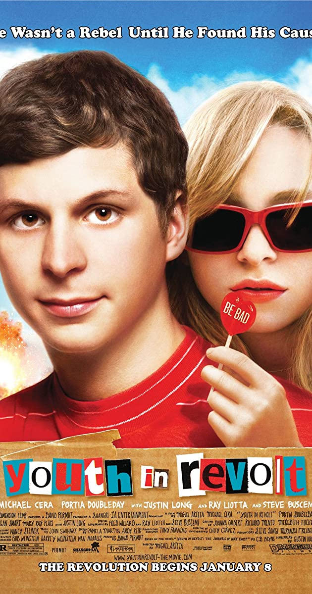 Subtitle of Youth in Revolt