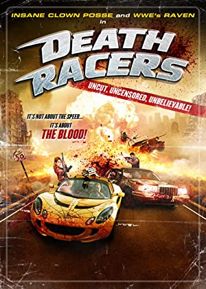 Death Racers full movie streaming