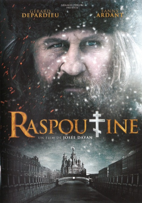 Gérard Depardieu in Rasputin (2011)