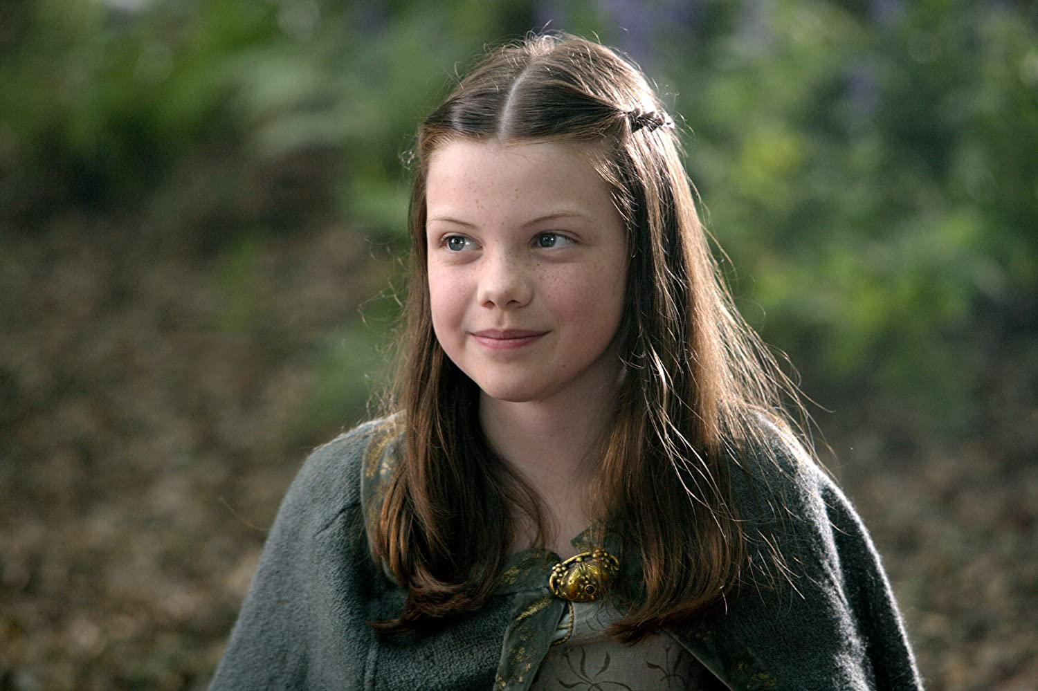 Georgie Henley in The Chronicles of Narnia: Prince Caspian (2008)
