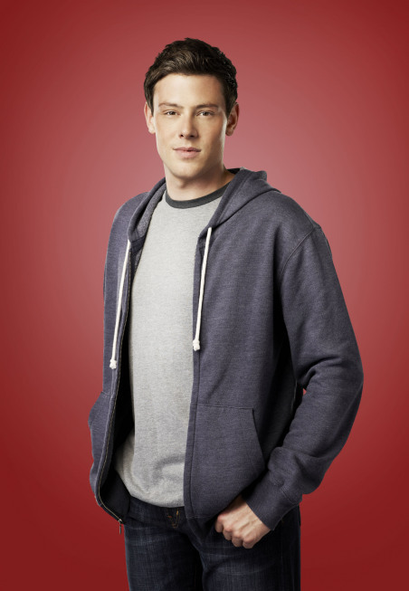 Cory Monteith in Glee (2009)