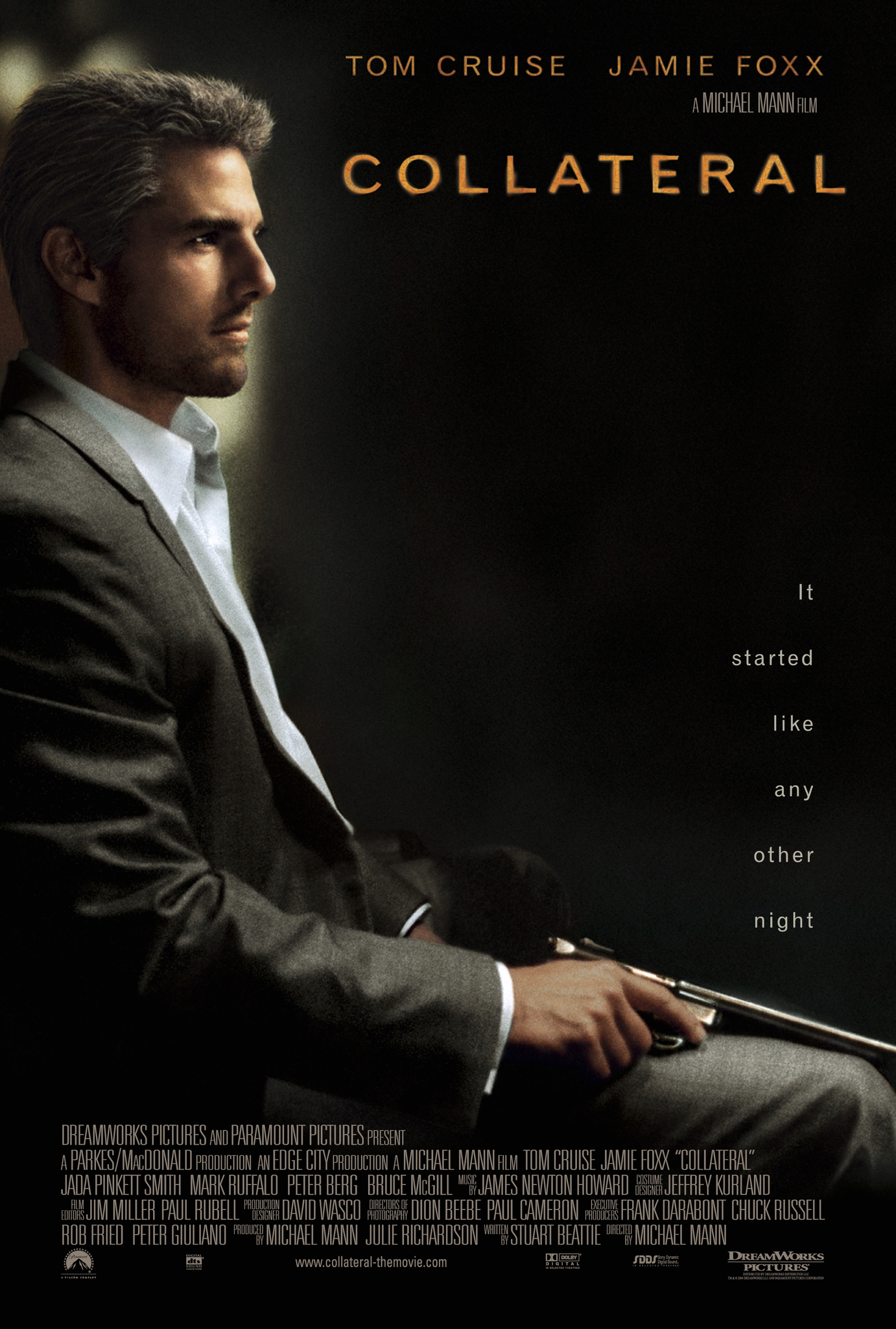 Collateral (2004) BluRay 480p, 720p & 1080p