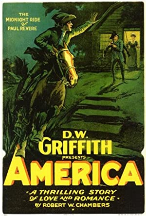 D.W. Griffith America Movie