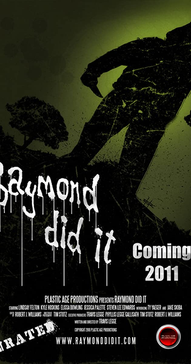 Subtitle of Raymond Did It