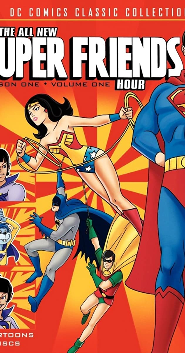 The All New Super Friends Hour Tv Series 19771978 Connections