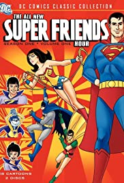 The All-New Super Friends Hour Poster - TV Show Forum, Cast, Reviews