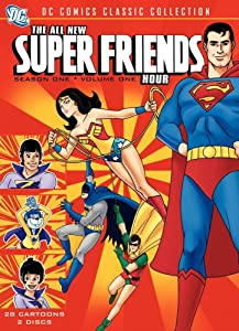Mpeg movie downloads free The All-New Super Friends Hour USA [BDRip]