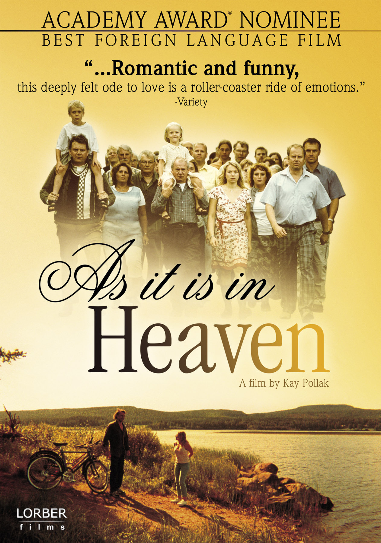As It Is in Heaven (2004) BluRay 720p & 1080p