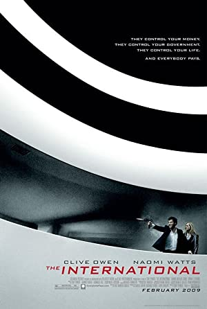 Movie The International (2009)