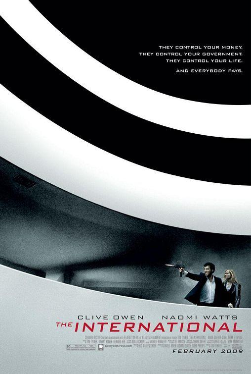 ดูหนังออนไลน์ The International (2009)