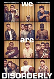 We Are Disorderly Poster