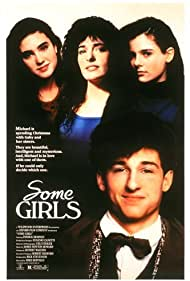 Jennifer Connelly, Patrick Dempsey, Ashley Greenfield, and Sheila Kelley in Some Girls (1988)