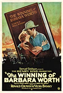 Movie english subtitles free download The Winning of Barbara Worth by Frank Borzage [480x360]