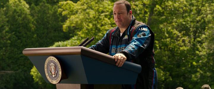 Kevin James in Pixels (2015)